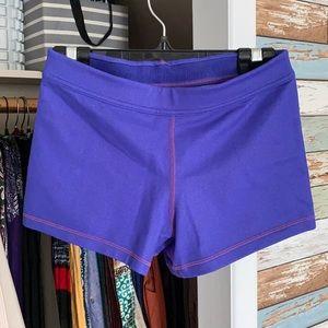 Lululemon Denim Luon Shorts